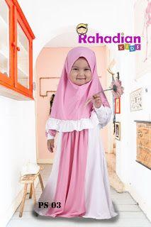 baju muslim anak new murah dan berkualitas