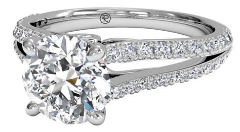 FAQ: What is a French Set Engagement Ring?   Ritani