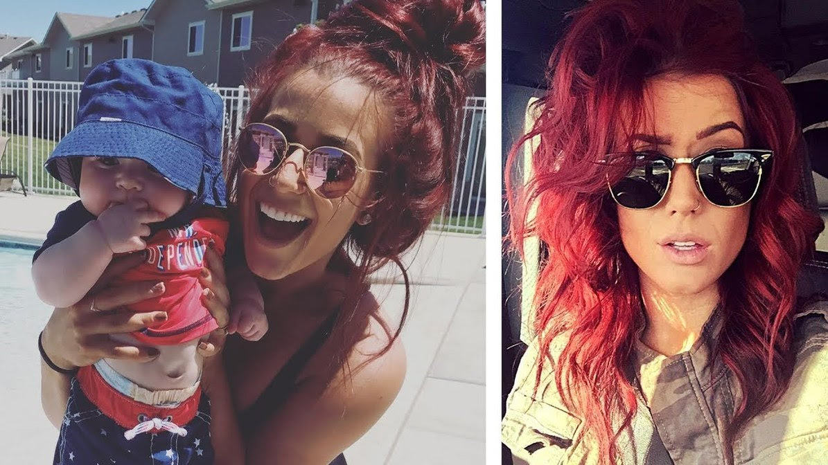 How To Get Chelsea Houska Red Hair   Red Hair