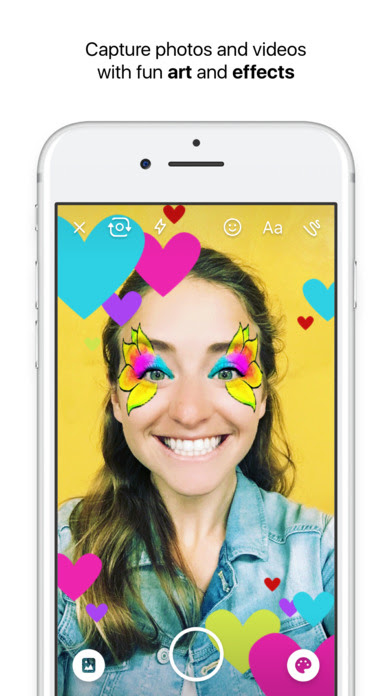 Messenger, raggiungi all'istante le persone che ti stanno a cuore si aggiorna alla vers 128.0