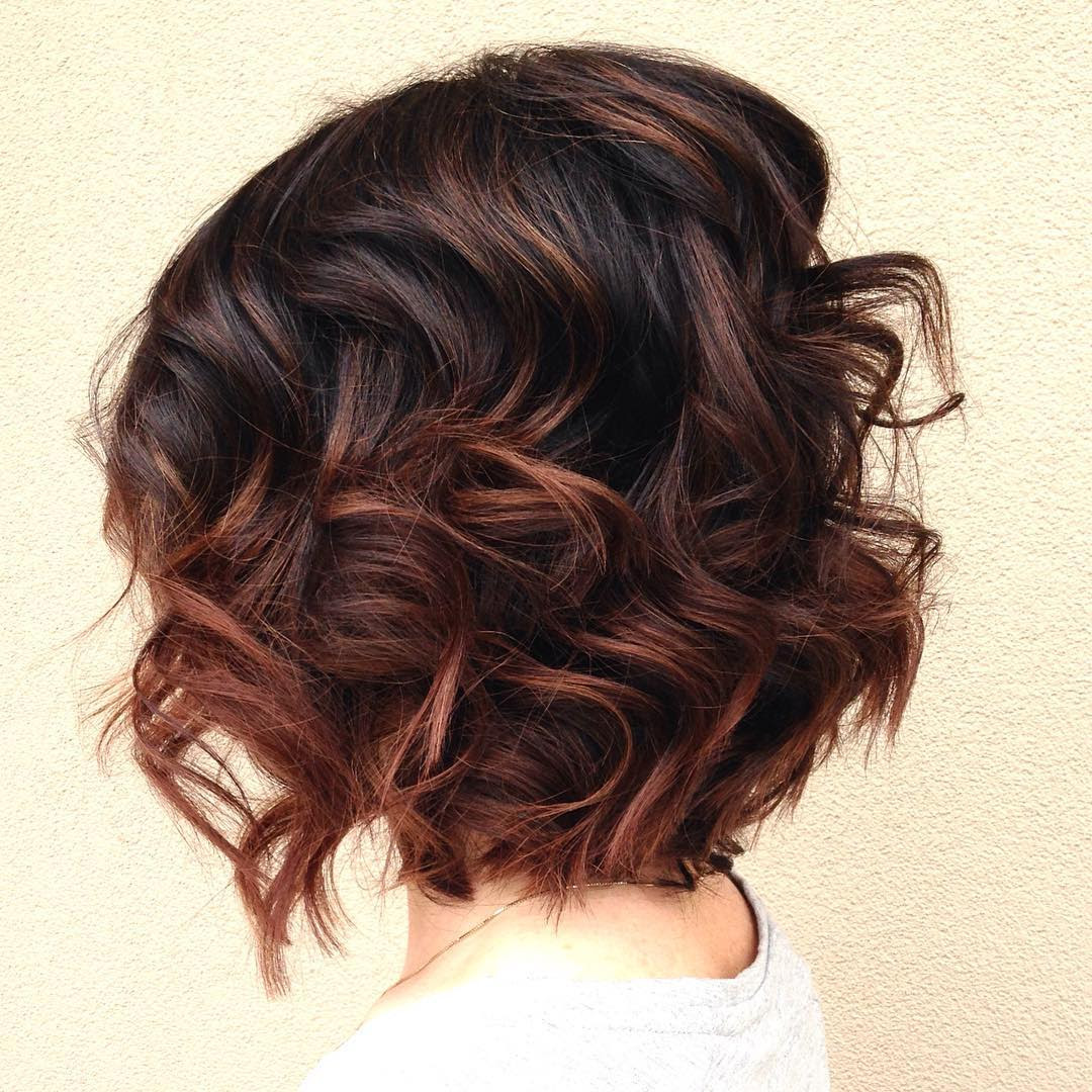 30 Best Balayage Hairstyles for Short Hair 2018  Balayage Hair Color Ideas  Hairstyles Weekly
