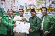 Empat Partai Resmi Usung Ridwan Kamil-Uu Ruzhanul Ulum