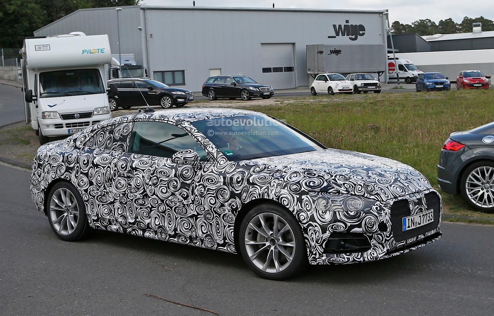 2016 - [Audi] A5 Coupé & Cabriolet - Page 3