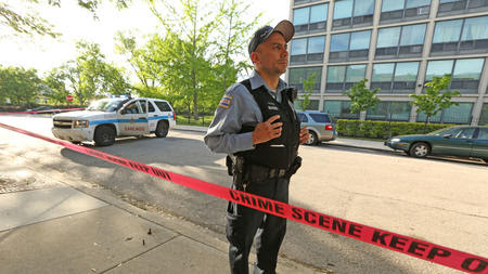 Another violent weekend in Chicago: 12 dead, 44 wounded