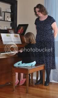 piano w/aunt janice