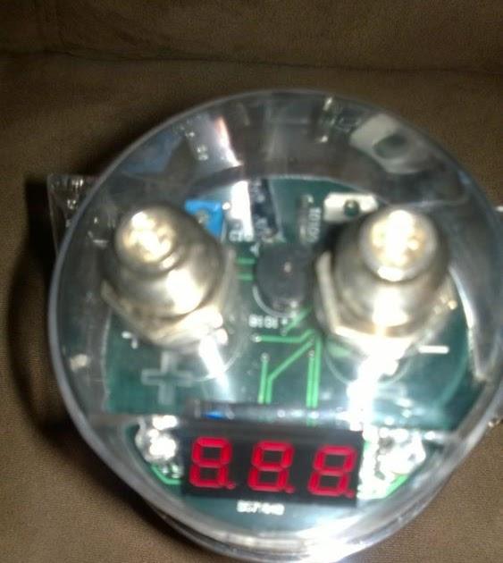 Scosche 500k Micro Farad Capacitor - Electronic Diagram