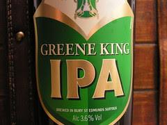 Greene King, IPA, England