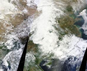 China Rains May 23