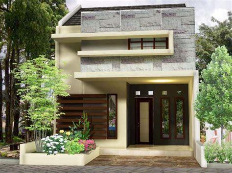 desain fasad rumah 1 lantai | desain rumah minimalis