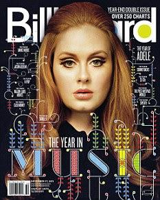 Adele tem 21 anos é o álbum da América do best-seller de 2011, movimentando 4,8 milhões de unidades até à data