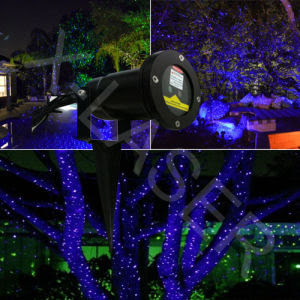 China Blue Bliss Lights for Outdoor Garden Decoration/ Laser Lighting  China Blue Tree, Laser