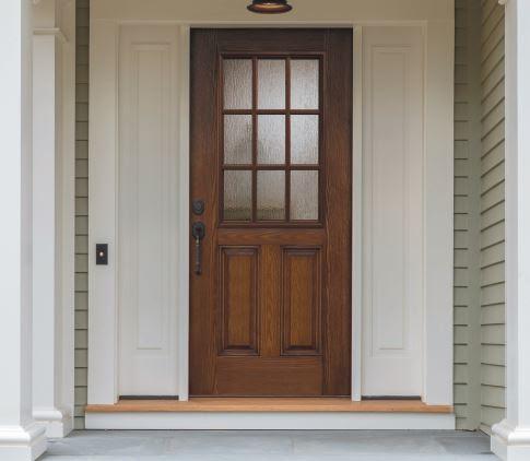 Brosco New Jeld Wen Door Glass Options