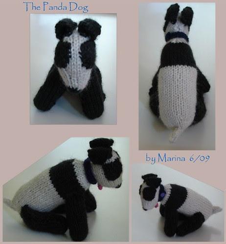 Panda Dog2