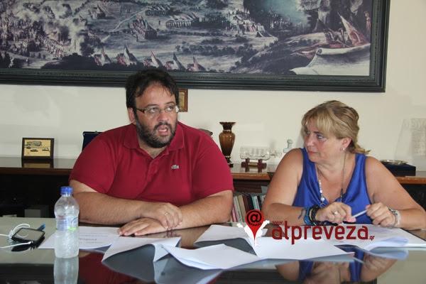 """Παρουσιάστηκε το πρόγραμμα του """"Preveza Festival 2014"""""""