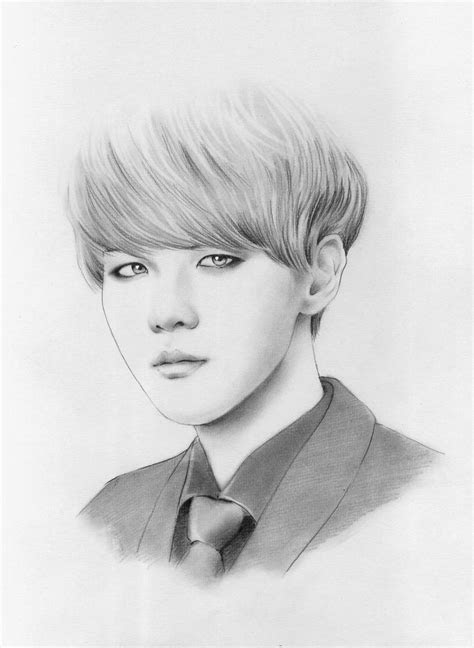 images  exo drawing  pinterest