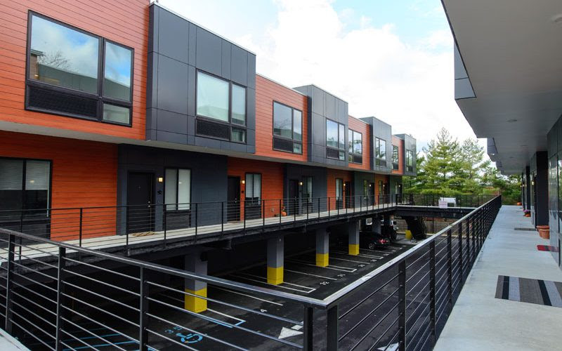 24 Unit Multi-Family Modular - Professional Building Systems