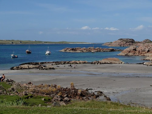 Mull looking towards Iona