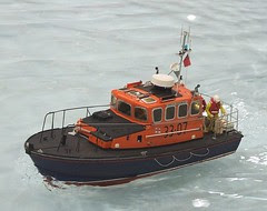 Brede lifeboat
