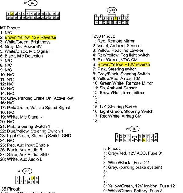 32 4 Pin Cb Mic Wiring Diagram - Wiring Diagram Database