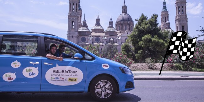 Is Ride Sharing Company Blablacar A Threat To Uber In Europe