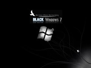 Windows BLACK SeVen VIII X64 Edition