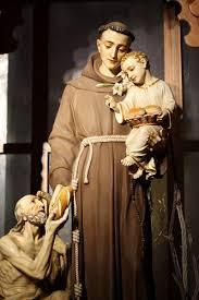 Santo Antônio e as boas obras: