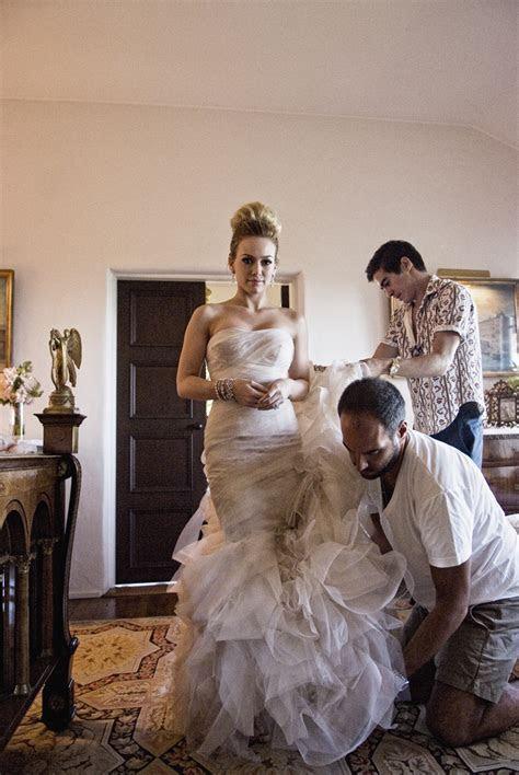 Hilary & Mike   Hilary Duff & Mike Comrie Photo (24601656