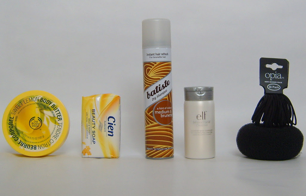 Budget Beauty Essentials