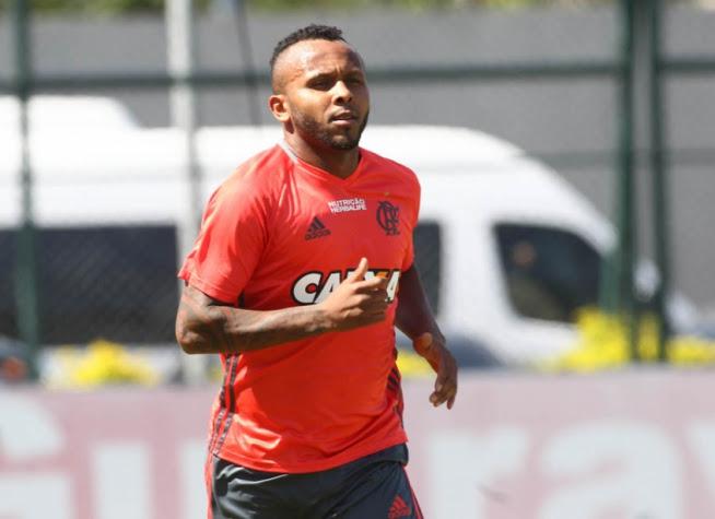 Flamengo - Chiquinho (foto:Paulo Sergio/LANCE!Press)