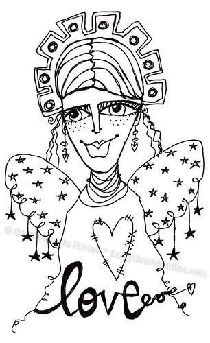 Love Fairy ICAD :  JUNE 5