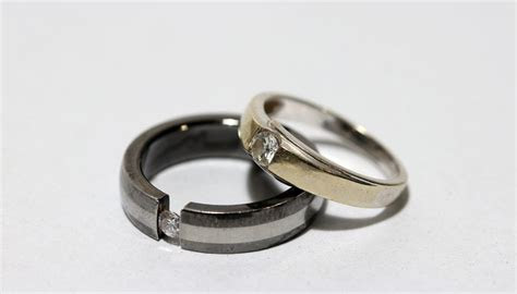 What Does A Black Wedding Ring Mean What Does A Black