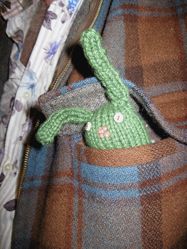 Pocket bunny nugget