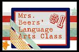 Mrs. Beers 6th Grade Language Arts