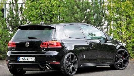 Volk Wagon Volkswagen Golf Gti Mk6 Modified