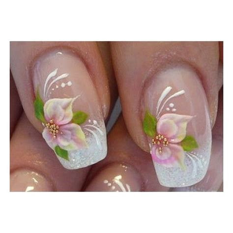 1000  ideas about Bridal Nails on Pinterest   Wedding