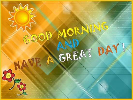 A Good Morning Wish For Loved Ones Free Good Morning Ecards 123