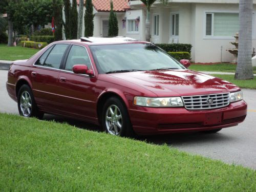 Find used 2001 CADILLAC SEVILLE SLS STS TWO OWNER LOW ...