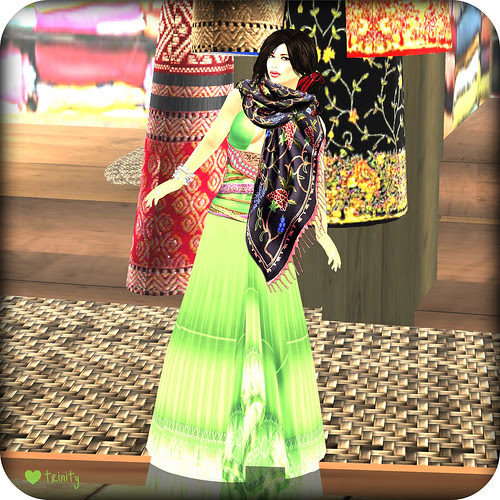 52 weeks of color challenge week 8.1 Green