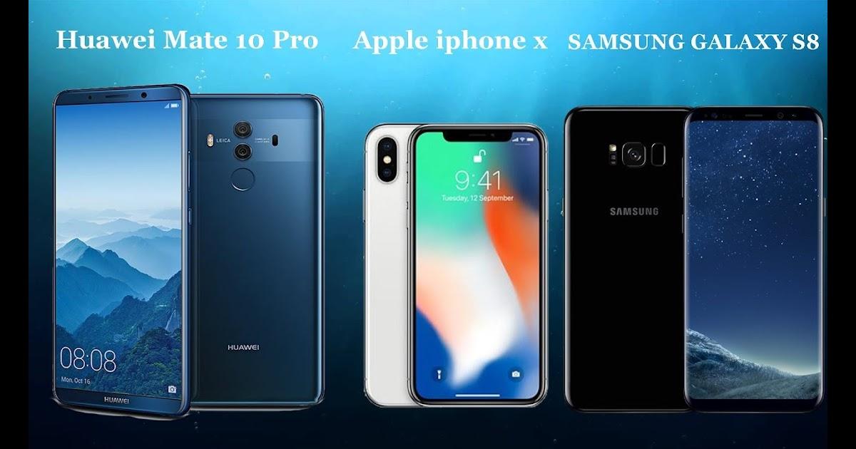 huawei mate 9 vs iphone 7 plus deutsch