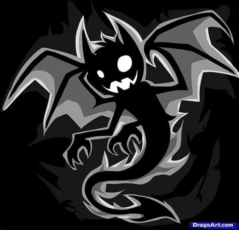 draw  anime demon step  step creatures
