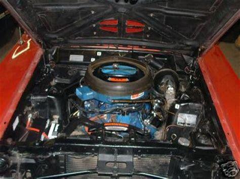 find   ford torino ranchero functional hood scoop