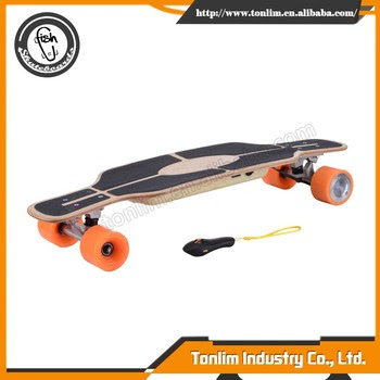 Fastest Powerful Electric Skateboards With Handles  Buy Electric Skateboards With Handles