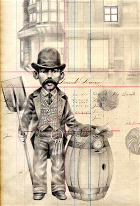 graphite minaturist drawings archive ii jason
