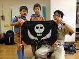 海賊旗できた8