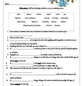 Chemistry Colligative Properties Worksheet Answers   worksheet