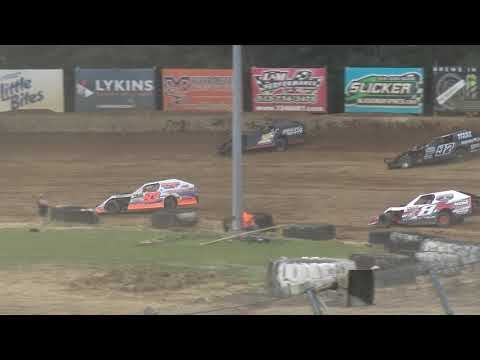 Florence Speedway | 7/24/21 | Modifieds | Heat 1