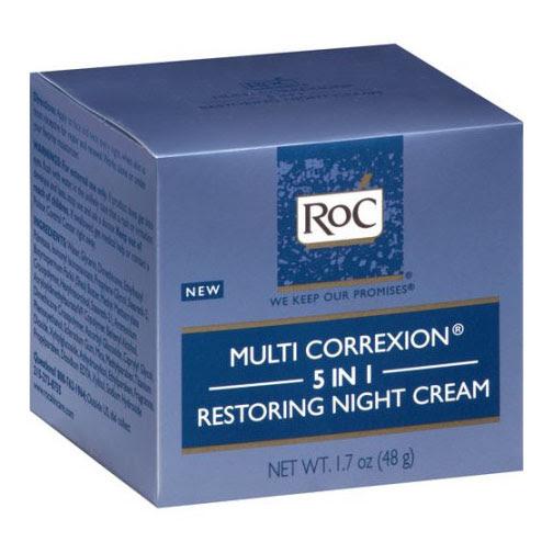 ROC Multi Correction 5 in 1 Restoring Night Cream