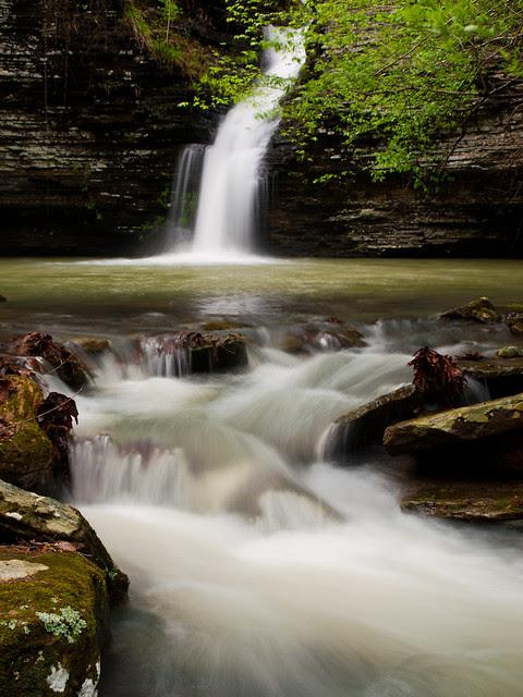Brushy Grotto Falls