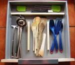 kitchen utensils drawer organizer | kitchendecorate.