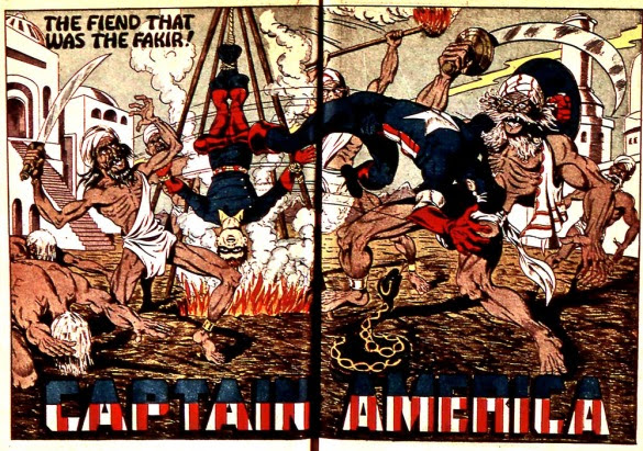 Captain America Comics #20